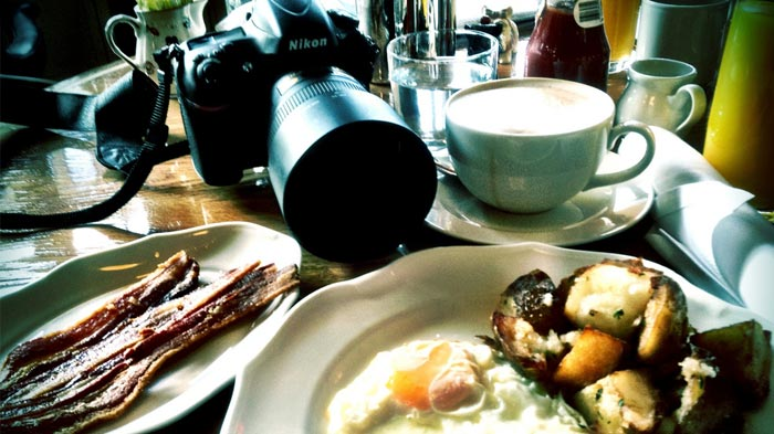 Nikon for Breakfast